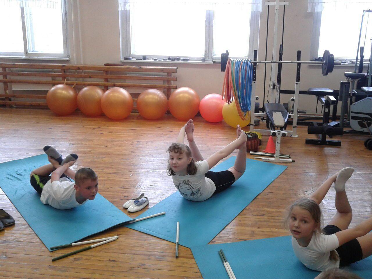 Лечебная физкультура 7 10 лет